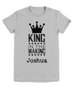 Personalized Youth Tee - King in the Making