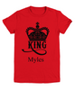 Personalized Tee - King