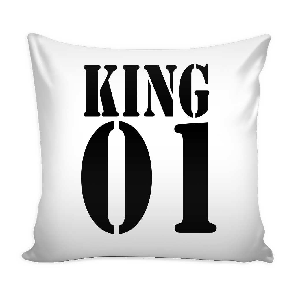 Pillow Cover - King01
