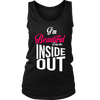 Womens Shirt - I'm Beautiful from Inside Out