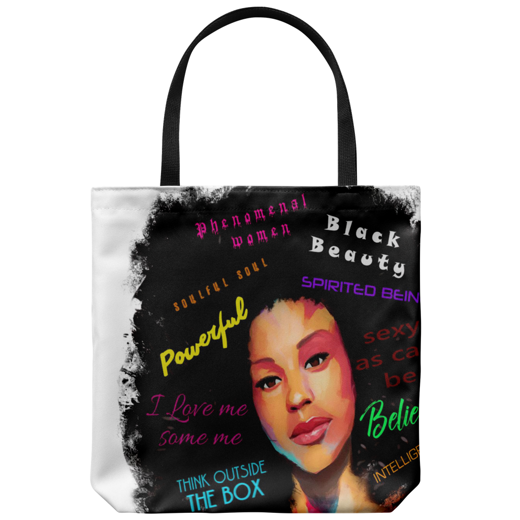Tote Bag- FEARLESS Empower Me