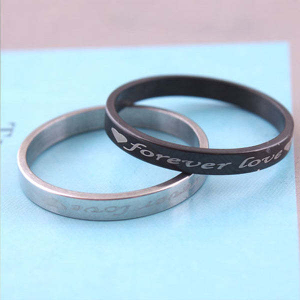 Couple Fashion Rings