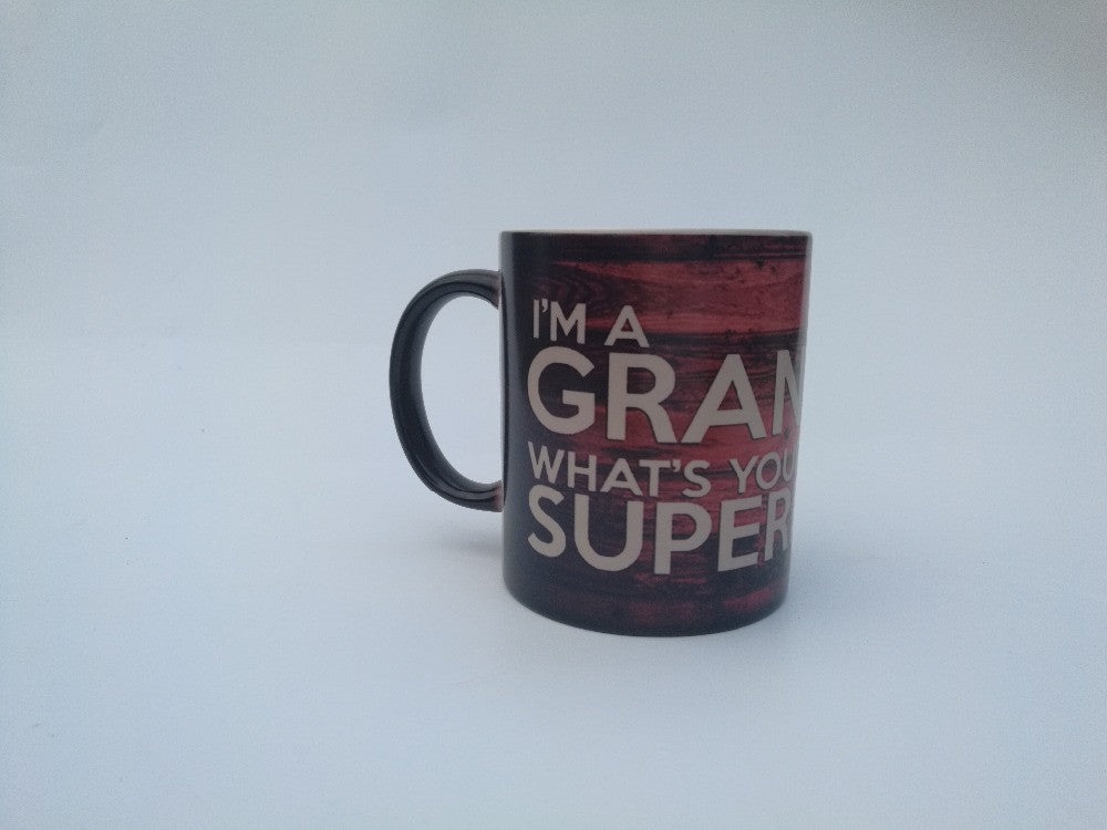 Grandpa Magic Mug