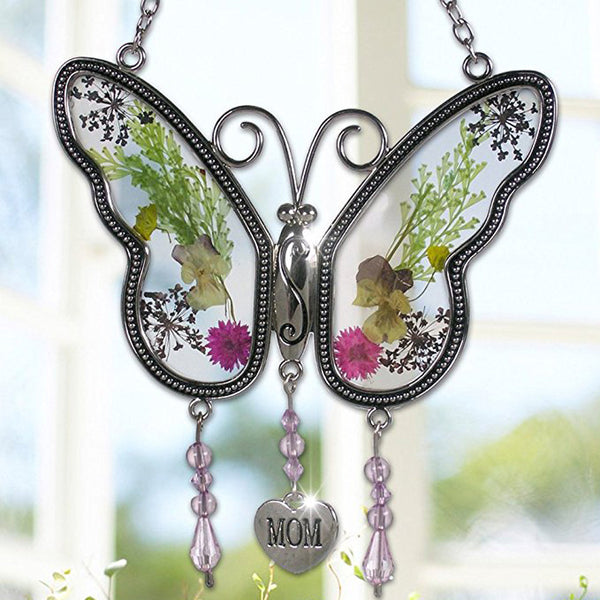 Butterfly Mom Designed Wind Chimes & Hanging Decorations