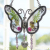 Butterfly Mom Designed Wind Chimes