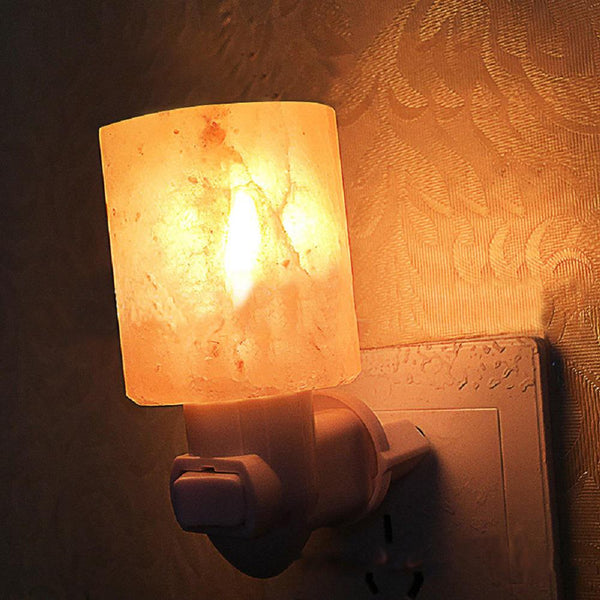 15W Himalayan Glow Hand Natural Salt Lamp