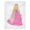 Princess Amber Fleece Blanket