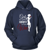 Unisex Hoodie - Girls Just Want to Have Wine 02