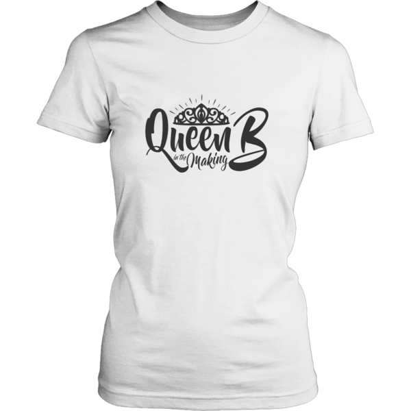 Womens Shirts - Queen B in the Making