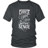 Heavyweight Unisex Shirt - Dance Until your Soul Sings