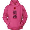 Unisex Hoodie - I had to Rescue Some Wine