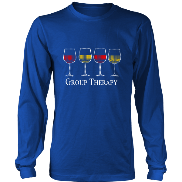 Long Sleeve Shirt - Group Therapy 02