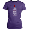 Womens Shirt - I had to Rescue Some Wine 02