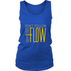 Womens Tank - Be the Flow