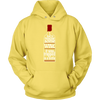 Unisex Hoodie - I had to Rescue Some Wine 02