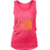 Women Shirts - Be the Flow
