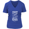 Womens V-Neck - Dance Until your Soul Sings