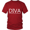Heavyweight Unisex Shirt - Diva