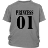Youth Shirt - Princess 01