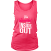 Womens Tank - I'm Beautiful Inside Out