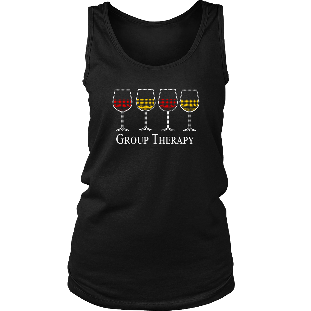 Womens Tank - Group Therapy