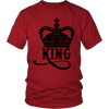Heavyweight Unisex Shirt - King