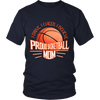 Heavyweight Unisex Shirt - Proud Basketball Mom