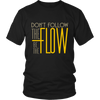 Heavyweight Unisex Shirt - Be the Flow