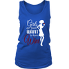 Womens Tank - Girls just Want to Have Wine 02