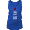 Womens Tank - I had to Rescue Some Wine 02
