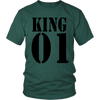 Heavyweight Unisex Shirt - King 01