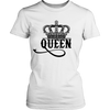 Womens Shirts - Queen