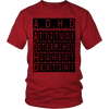 Heavyweight Unisex Shirt - A.D.H.D.