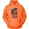 Unisex Hoodies - Don't Look Back