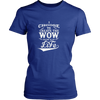 Womens Shirts - The Wow Factor