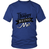 Heavyweight Unisex Shirt - I am Happy Being Me