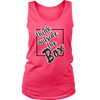Womens Tank - Think outside the Box