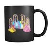 Black Mug - Circle of Princess Friends