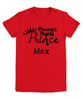 Personalized Youth Tee - Mommy's Mighty Prince