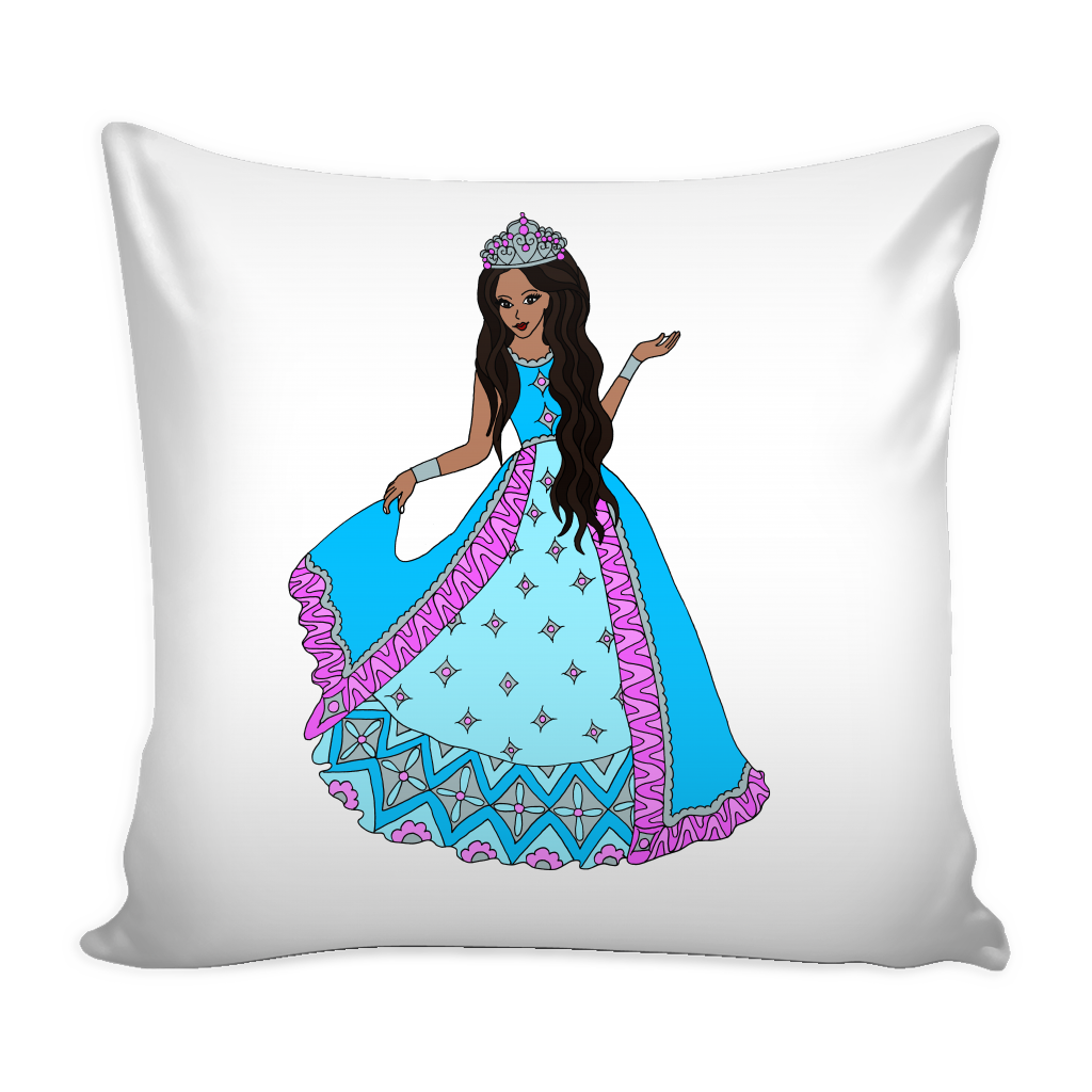 Princess Jalaya Pillow Cover