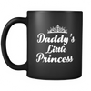 Black Mug - Daddy's Little Princess02