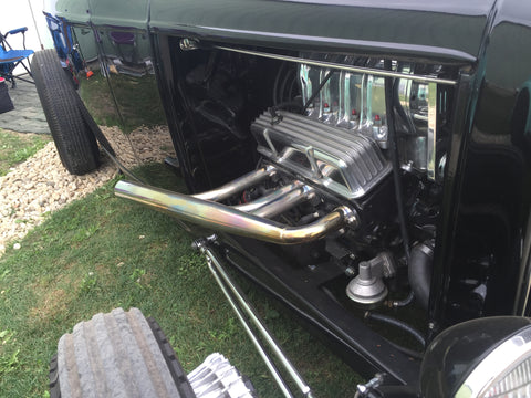 Lake Headers For Traditional Hot Rods & More
