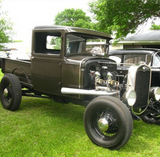Model A Banger Lake Header 4""