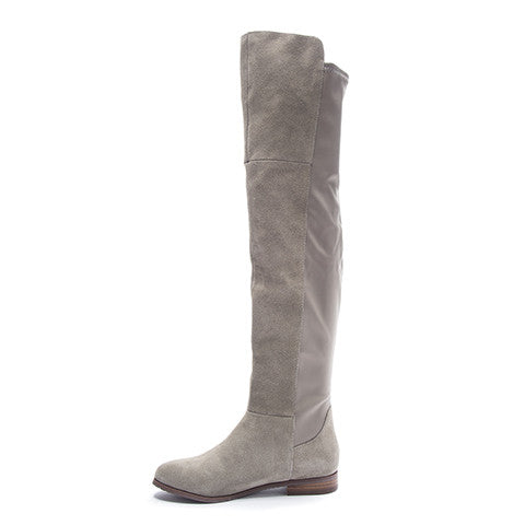 ac1ad7983bd Chinese Laundry Robin Over the Knee Suede Boot