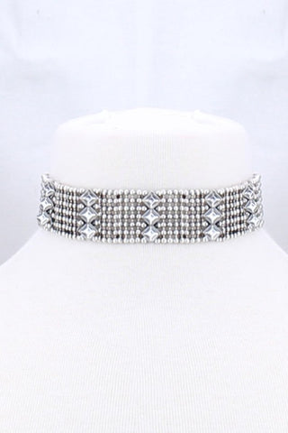 Ball Metal Choker