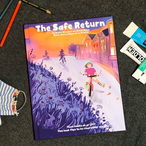 The Safe Return, Picture book
