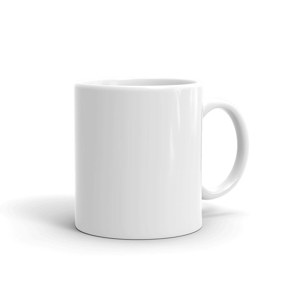 Maine Grown mug, state of maine White glossy mug