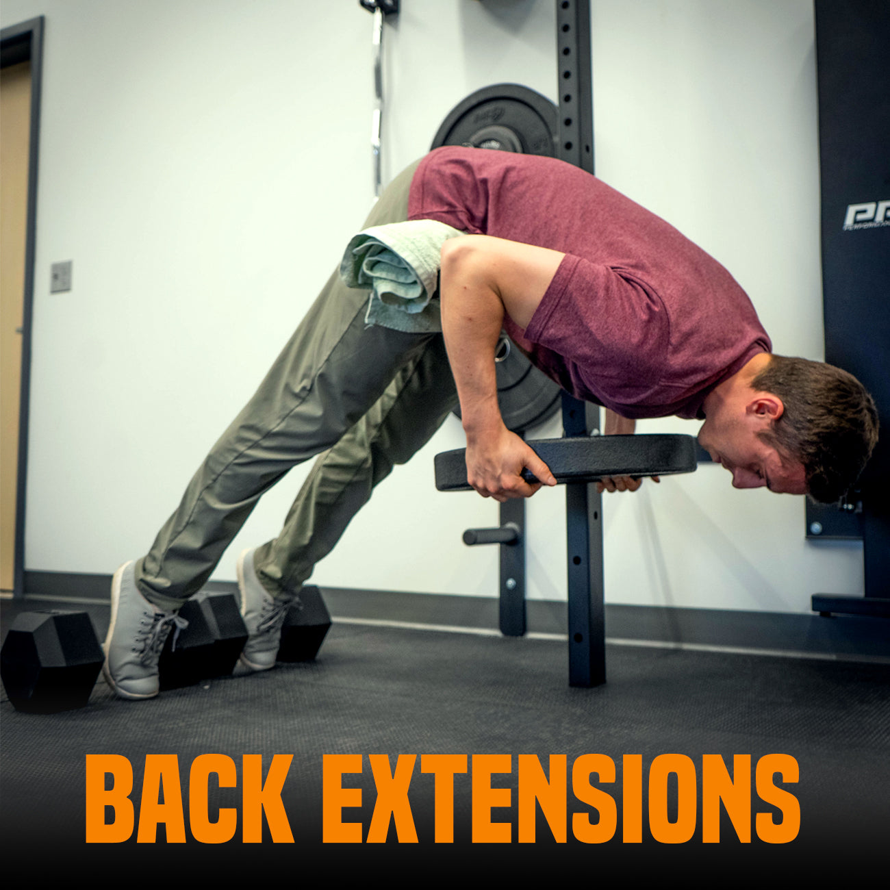 Back Extensions | Home Gym Hacks