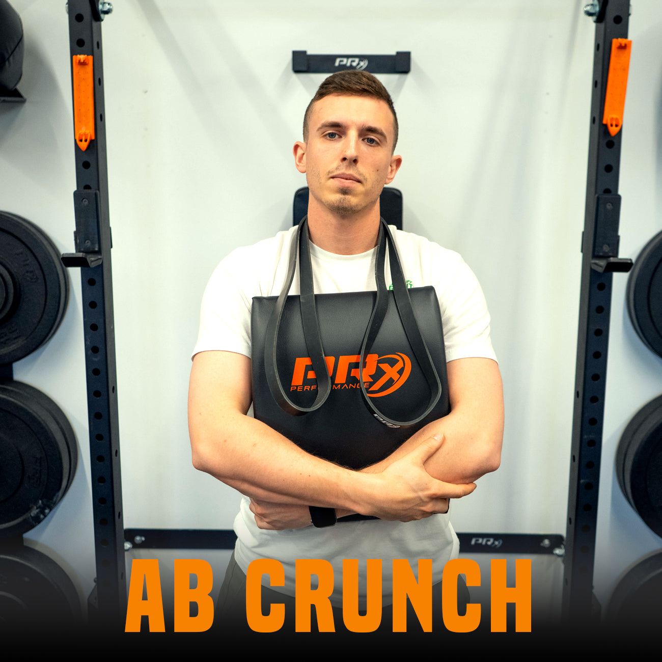 Resistance Ab Crunch | Home Gym Hack