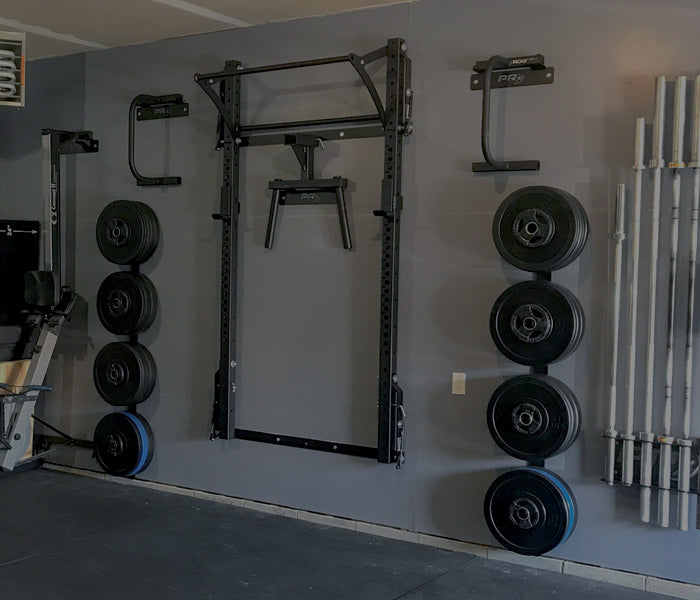 Build your gym today!